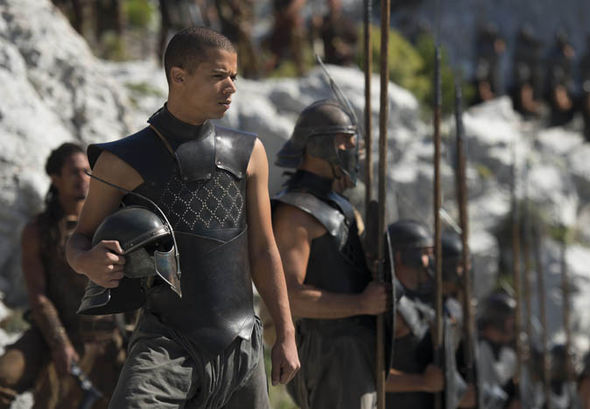Jacob Anderson as Greyworm