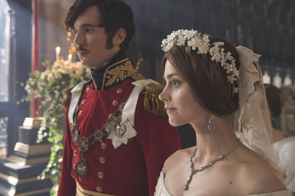 Jenna Coleman  and Tom Hughes are back