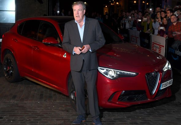 The Grand Tour Jeremy Clarkson On Why He Cried As He Speaks On
