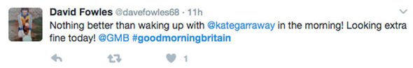 Kate Garraway Good Morning Britain cleavage