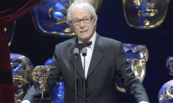 Ken Loach slammed the government at the BAFTAs