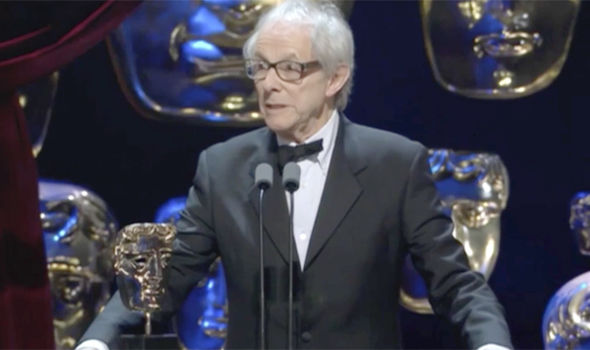 Ken Loach hit out at the government over the refugee crisis