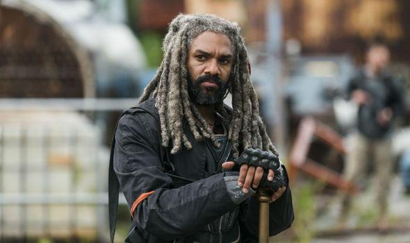 The Walking Dead: King Ezekiel star drops casting bombshell | TV & Radio | Showbiz & TV | Express.co.uk