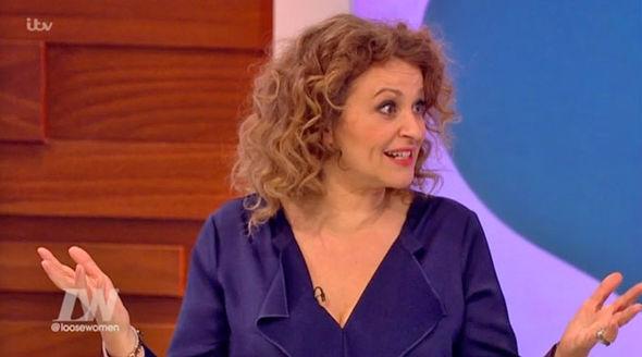Loose Women cut short Epsom Derby