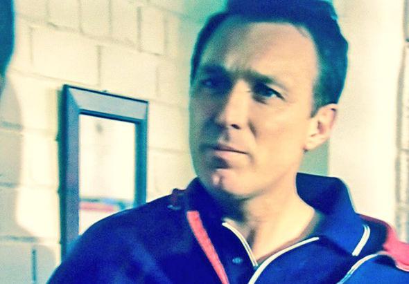 Martin Kemp in ITV's Heartbeat