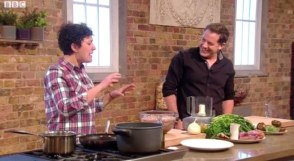 Matt Tebbutt Saturday Kitchen