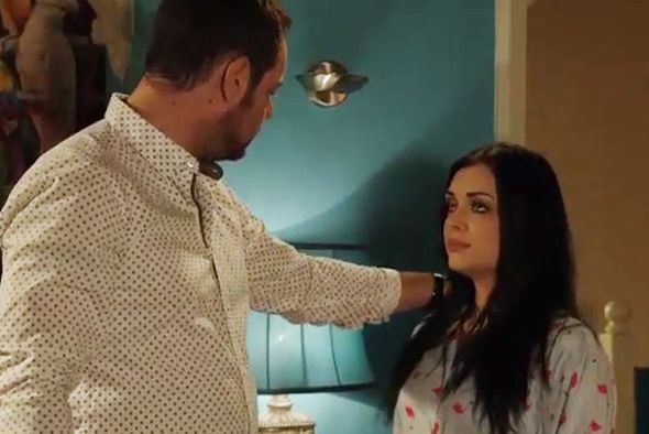 Mick Carter and Whitney Dean