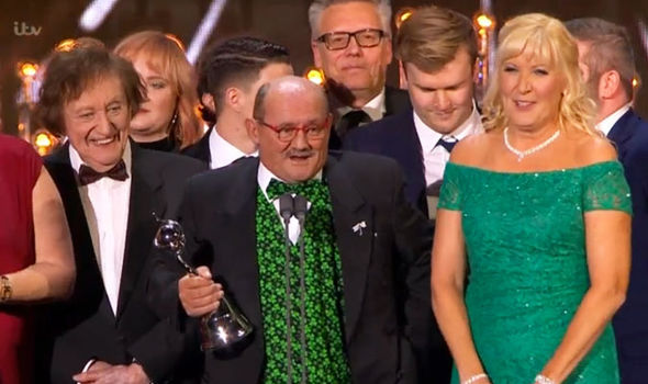 Mrs Brown's Boys National Television Awards 2017