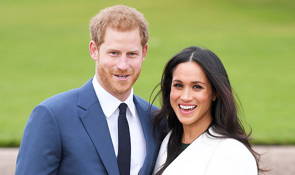 Prince Harry, 33, and Meghan, 36, will marry on May 19