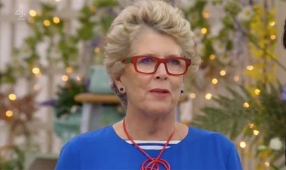 Prue Leith accidentally revealed the results of The Great British Bake Off hours before the show