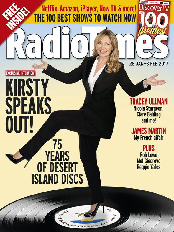 Radio Time cover
