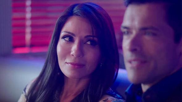 Riverdale: Hiram and Hermione Lodge