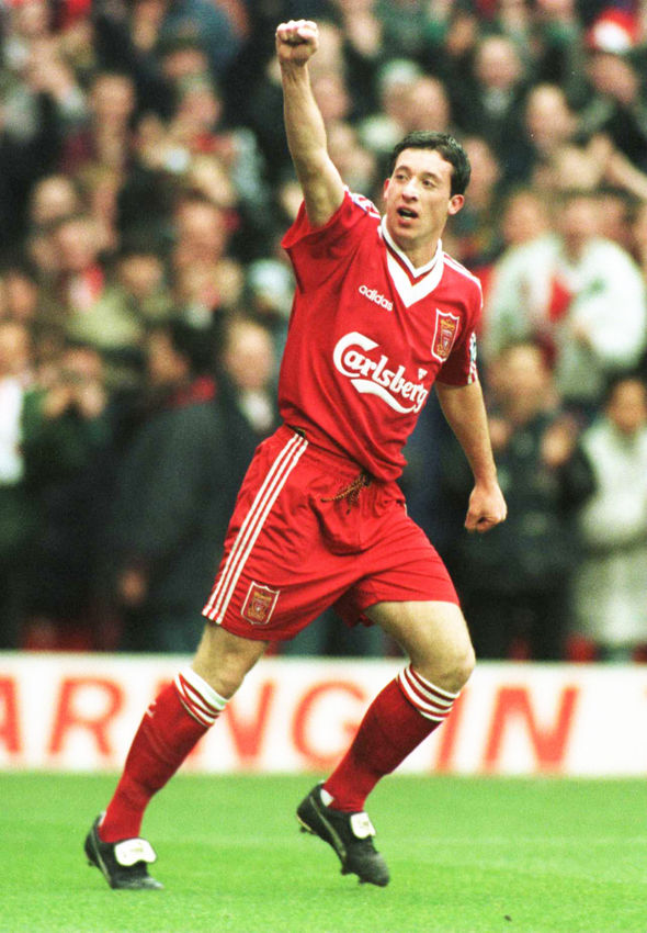 Robbie Fowler isn't  in the same shape