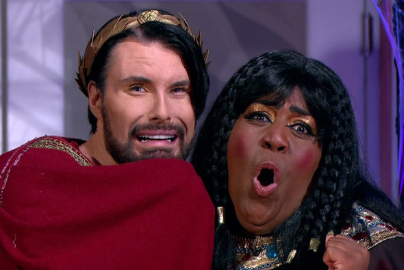 Rylan and Alison on This Morning