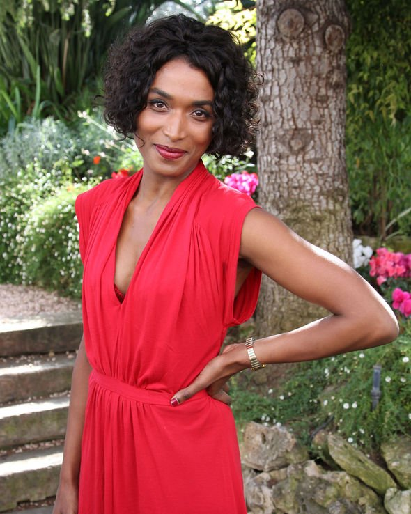 Sara Martins is a French-Portugese actress