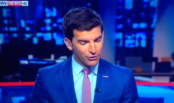Sky Sports presenter