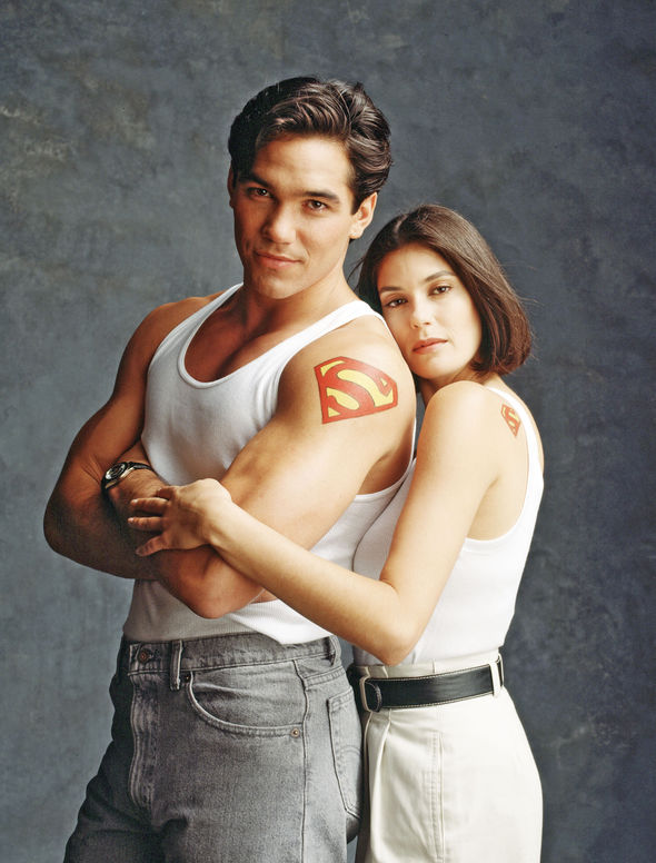 Terri will reunite with her Lois & Clark co-star