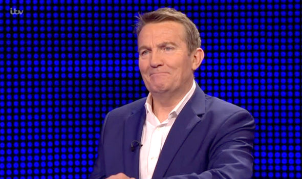 The Chase's Bradley Walsh lost it over a question about Winnie the Pooh