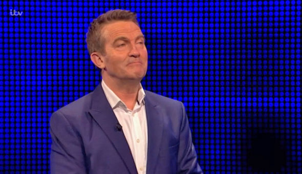 The Chase Bradley Walsh mocked Paul Sinha