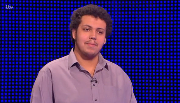 The Chase Chester answered incorrectly about Scotland