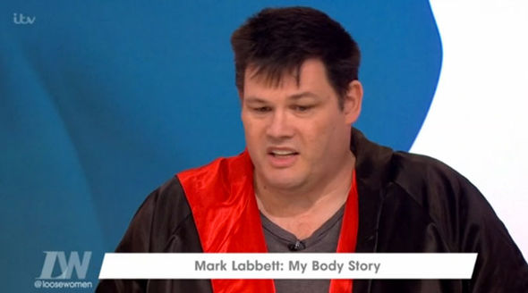 The Chase Mark Labbett Type 2 diabetes weight loss