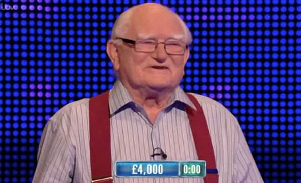 The Chase contestant John