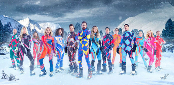 The Jump official pictures contestants channel 4