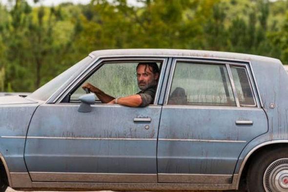 The Walking Dead season 7b first look