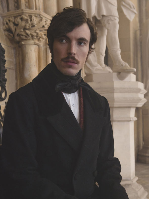 Victoria Prince Albert Really Did Rip His Shirt Off In