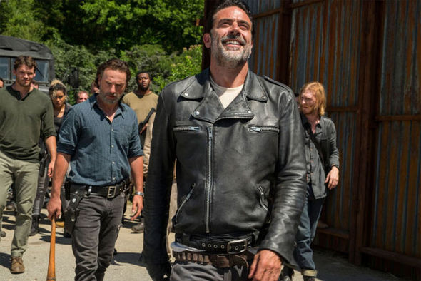 Will Rick Grimes be able to defeat Negan