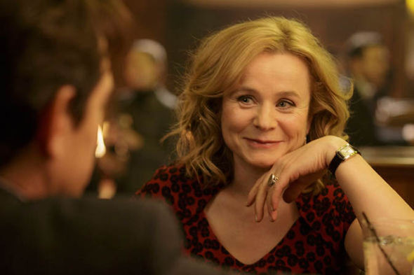 Dr Yvonne Carmichael, played by Emily Watson