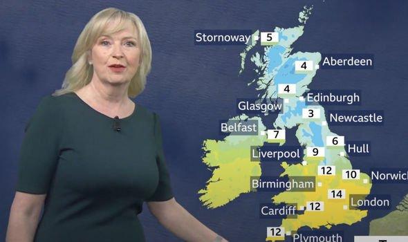 bbc breakfast owain wyn evans weather kirkwood