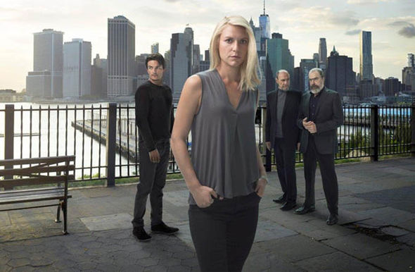 Homeland season 6 cast