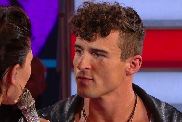 Logan Carter on Big Brother