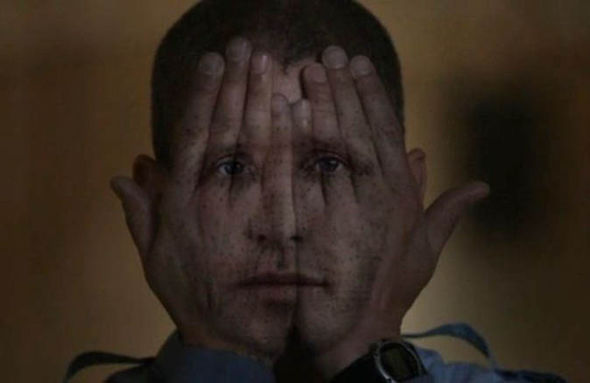 Prison Break: Michael Scofield with hand tattoos