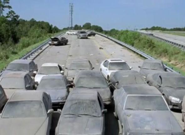 Rick and the Alexandrians encounter a roadblock