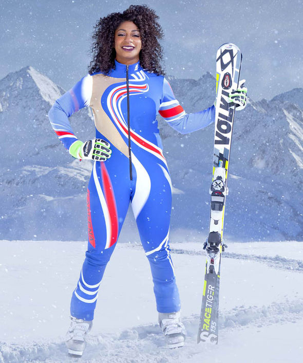 The Jump 2017: Kadeena Cox