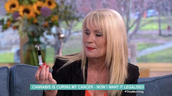 This Morning cannabis oil debate