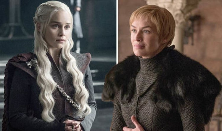 game of thrones Cersei y Daenerys
