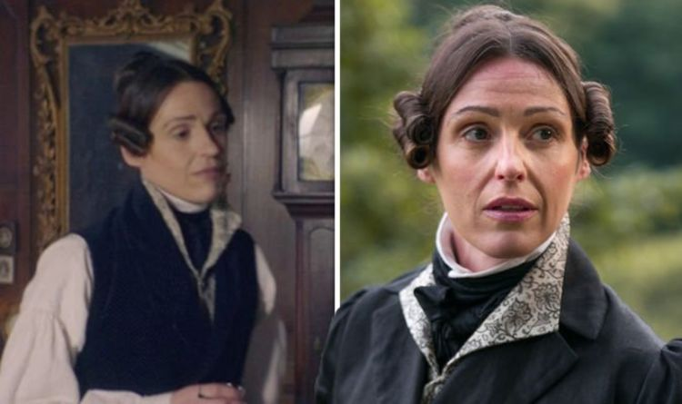 """1129333 Gentleman Jack: """"No no no"""" Viewers outraged by Suranne Jones moment"""