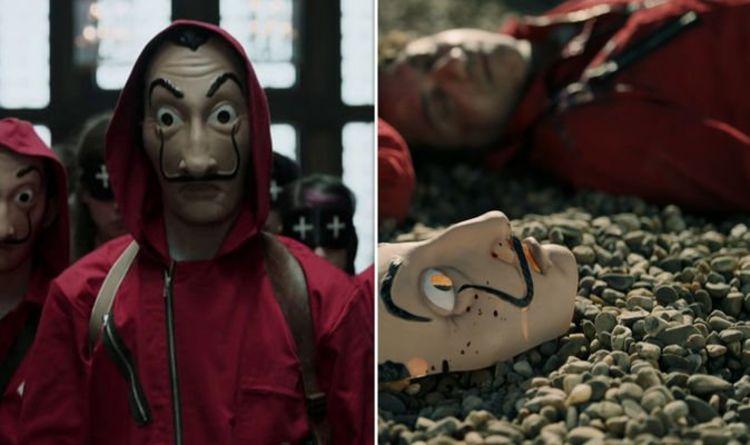 Money Heist season 3: Hidden meaning behind La Casa de Papel costume