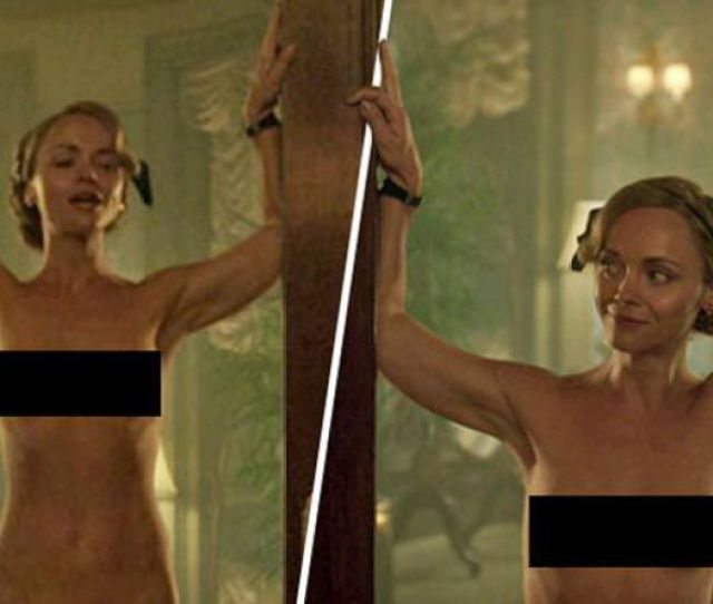 Christina Ricci Strips Naked For Z The Beginning Of Everything