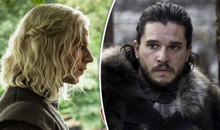 Jon Rhaegars Snow Son