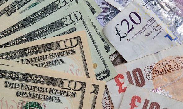 Pound US greenback change charge: GBP/USD regular as UK-EU Brexit talks grind to a halt 1188695 1
