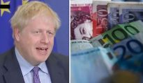 Pound to Euro: What's the trade price immediately on pound to euro as Brexit deal carried out? 1192049 1