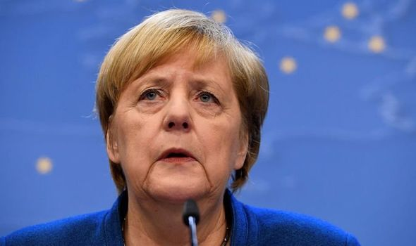 Pound euro change fee regular as Merkel says extension unavoidable if deal fails 1192621 1