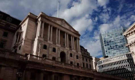 Markets on red alert over interest rate rise after UK inflation 'above 5 percent' warning