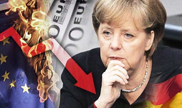 Slikovni rezultat za Deutsche bank crisis Merkel