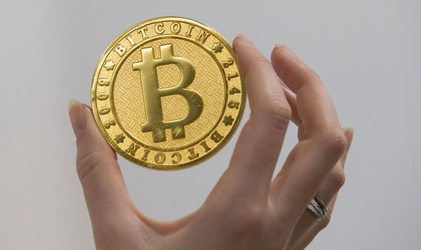 Bitcoin's price fell today