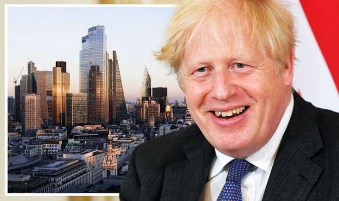 Take that, Brussels! Brexit win as London STILL world's most vital fintech hub outside US